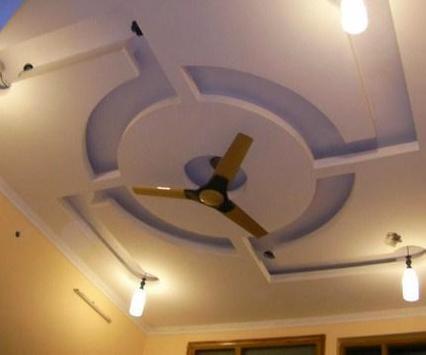 Luxury Gypsum Ceiling Design screenshot 7