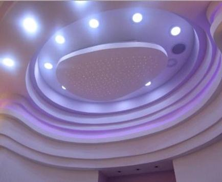 Luxury Gypsum Ceiling Design screenshot 9