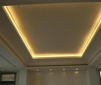 Luxury Gypsum Ceiling Design poster