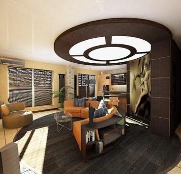Luxury Gypsum Ceiling Design screenshot 13