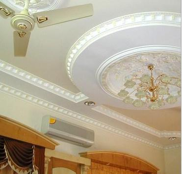Luxury Gypsum Ceiling Design screenshot 12