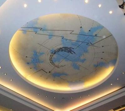 Luxury Gypsum Ceiling Design screenshot 2