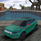 Luxury Jeep Driving Port icon