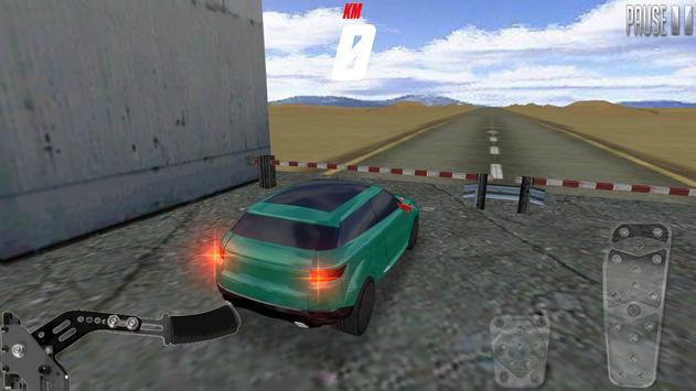 Luxury Jeep Driving Port screenshot 4