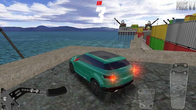 Luxury Jeep Driving Port screenshot 5