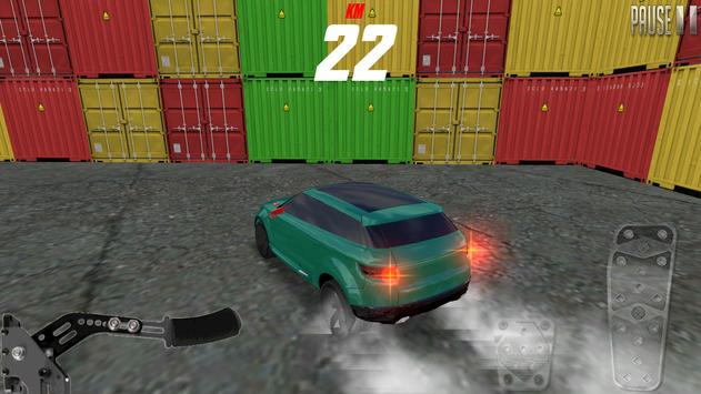 Luxury Jeep Driving Port screenshot 8