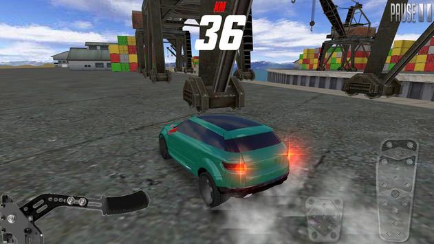 Luxury Jeep Driving Port screenshot 1
