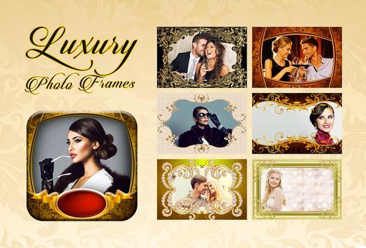 Luxury Photo Frames poster
