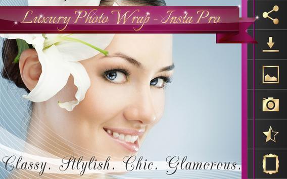 Luxury Photo Wrap - Insta Pro apk screenshot