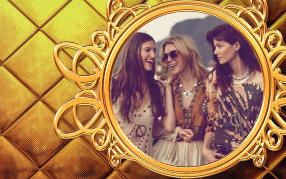 Luxury Picture Frames Editor apk screenshot