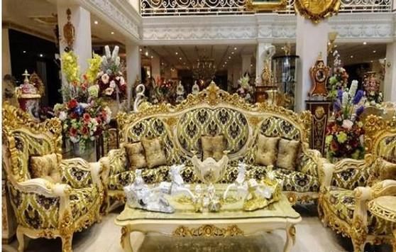 Luxurious guest chair apk screenshot