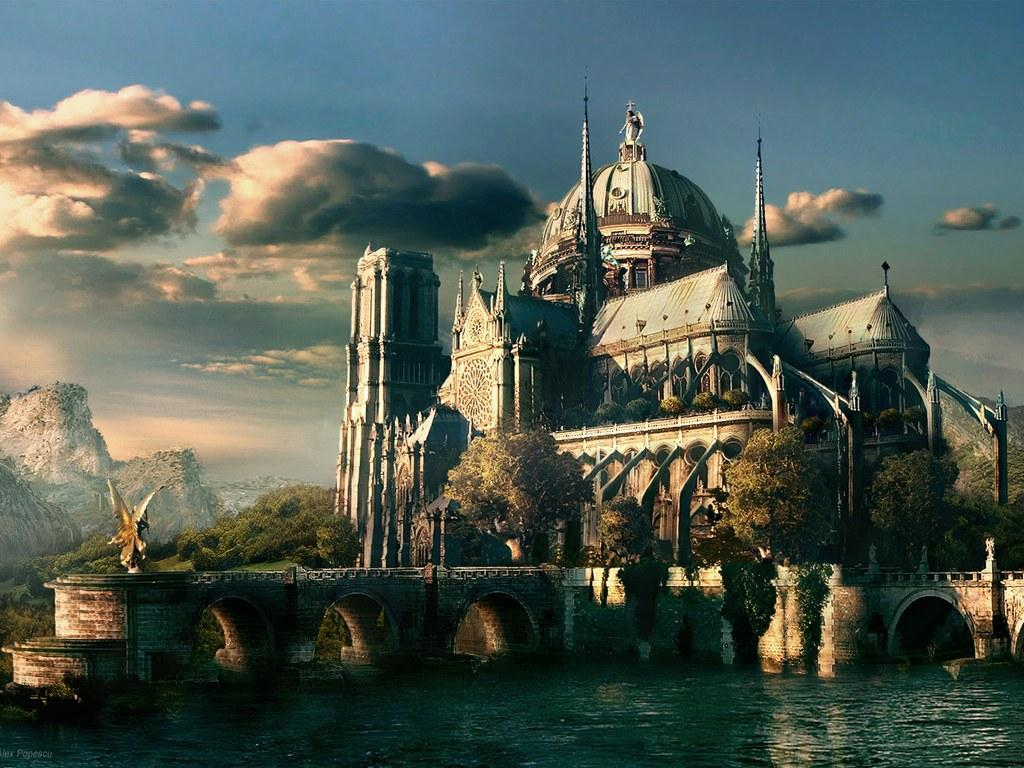 Castle Hd Live Wallpaper For Android Apk Download