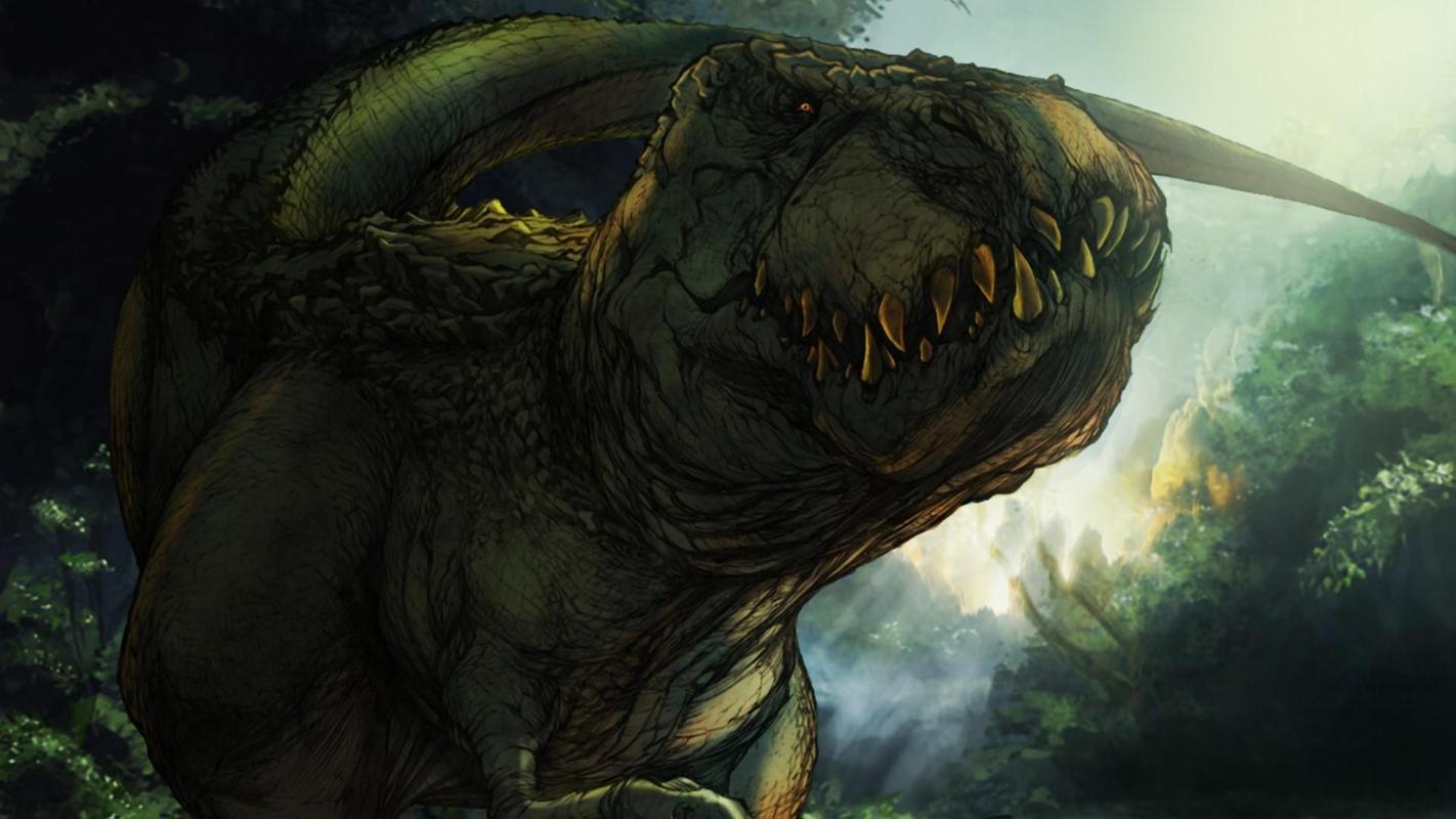 Dinosaur Pack 2 Live Wallpaper Poster