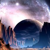 Fantasy Landscape Wallpaper icon