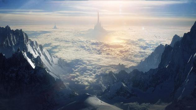 Fantasy Landscape Wallpaper apk screenshot