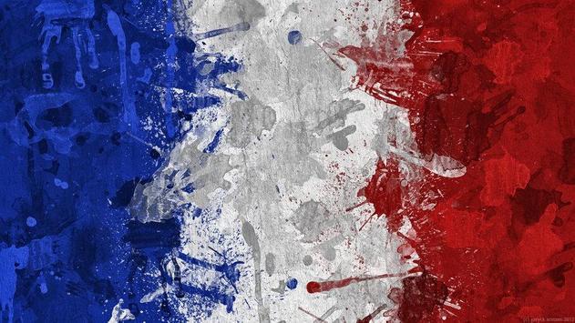 France Flag Live Wallpaper apk screenshot