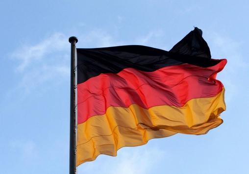Germany Flag Live Wallpaper Poster Apk Screenshot