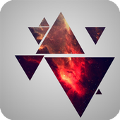 Hipster HD Live Wallpaper icon