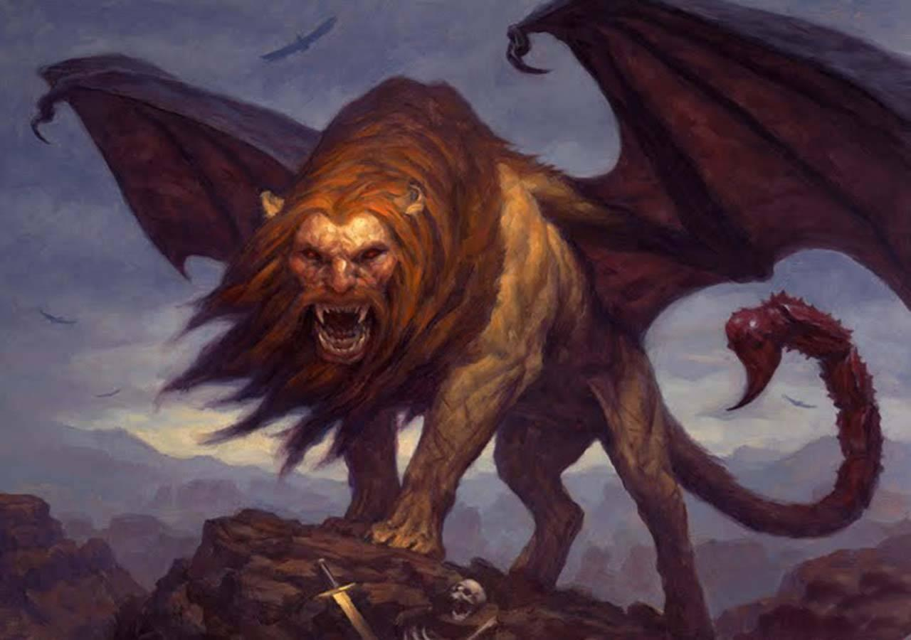 Manticore Live Wallpaper for Android - APK Download