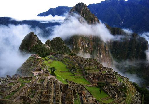 Machu Picchu Live Wallpaper poster