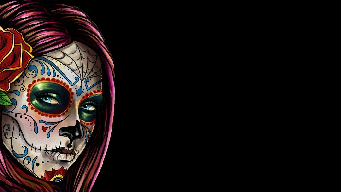 mexican skull live wallpaper apk download - free personalization app