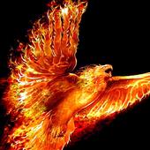 Phoenix HD Live Wallpaper icon