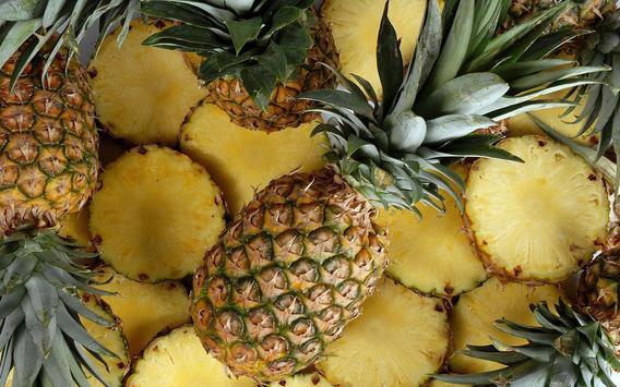 Pineapple Live Wallpaper poster