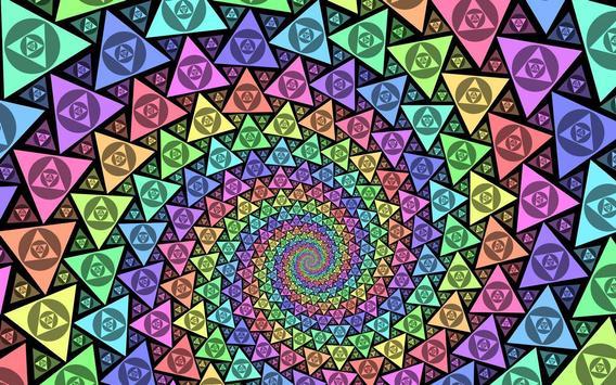 Psychedelic HD Live Wallpaper Apk Screenshot