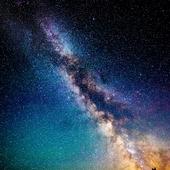 Sky Night Stars Live Wallpaper icon