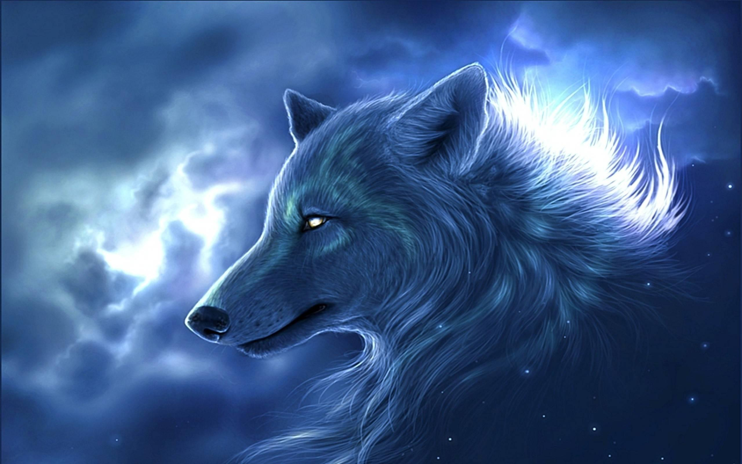 Wolf Anime Live Wallpaper for Android - APK Download
