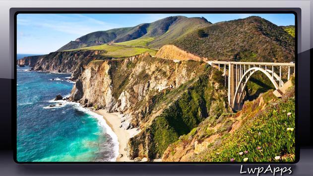 Big Sur Wallpaper screenshot 2