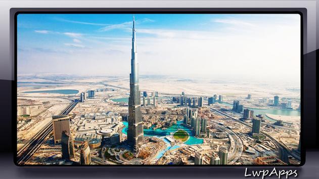 Dubai Wallpaper screenshot 1