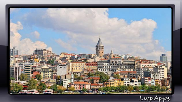 Istanbul Wallpaper screenshot 2
