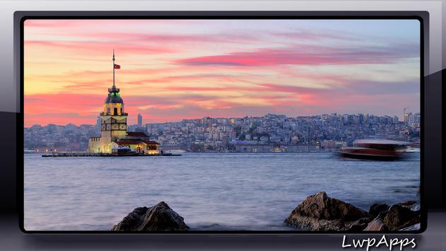 Istanbul Wallpaper screenshot 3