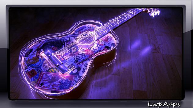 Guitar Wallpaper poster