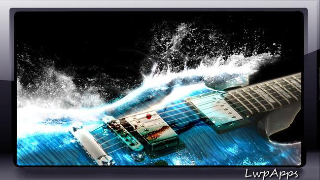 Guitar Wallpaper screenshot 1