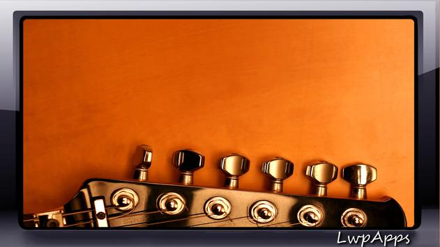 Guitar Wallpaper screenshot 2