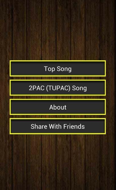 TUPAC Song Lyrics for Android - APK Download
