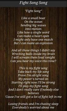 This Is My Fight Song Lyrics