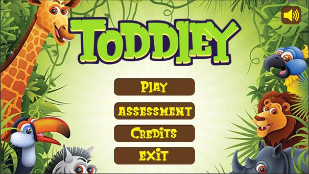 Toddley poster