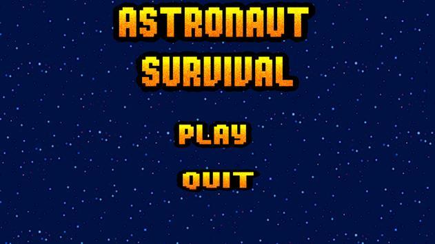 Astronaut Survival apk screenshot