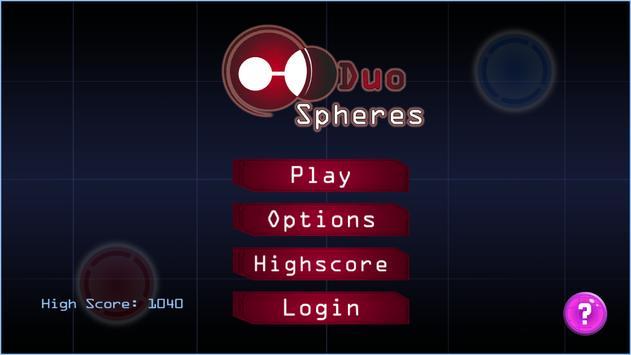Duo Spheres apk screenshot