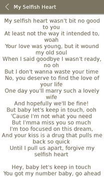 Meghan Trainor Album Songs Lyr screenshot 5