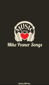 Mike Posner Album Songs Lyrics poster