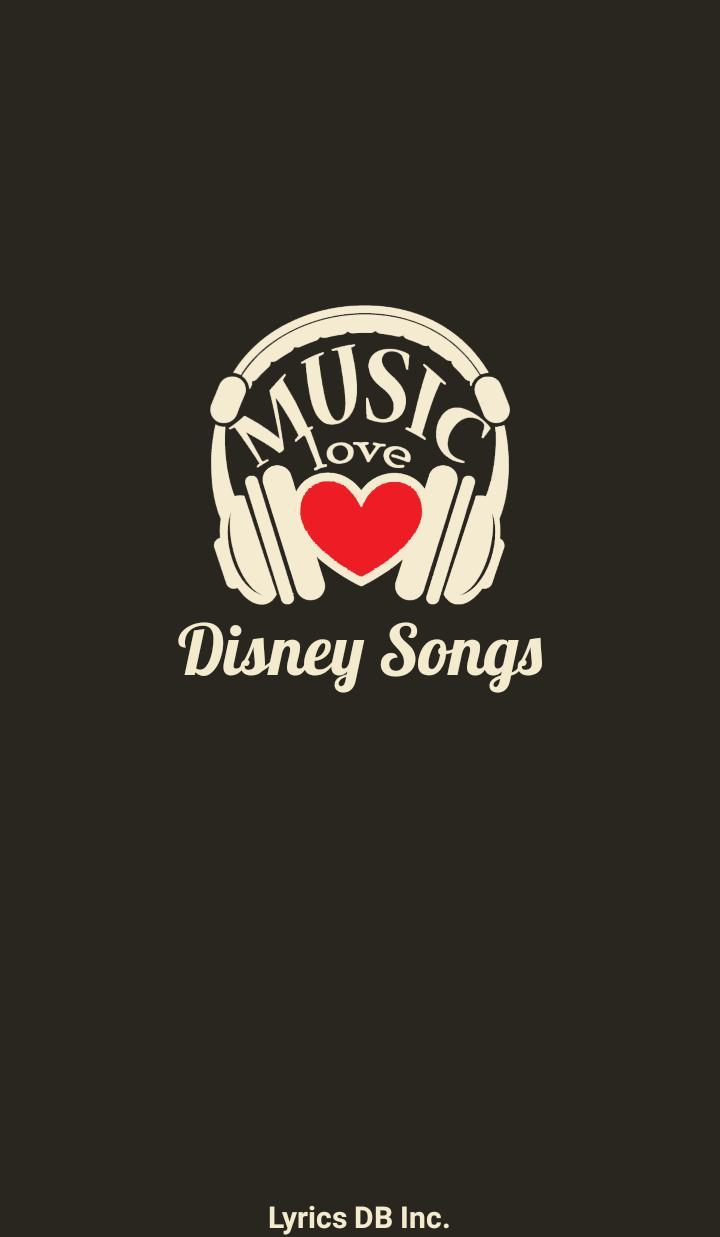 All Disney Album Songs Lyrics for Android - APK Download