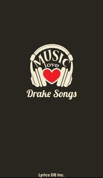 All Drake Album Songs Lyrics poster