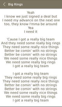 All Drake Album Songs Lyrics screenshot 19