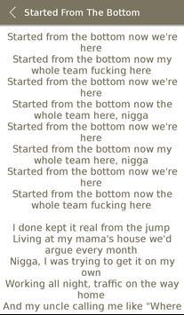 All Drake Album Songs Lyrics screenshot 21