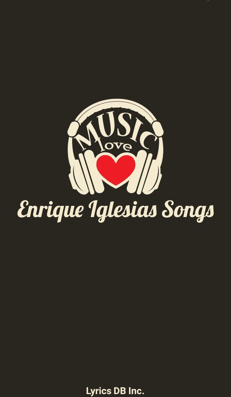 Enrique Iglesias Album Songs L for Android - APK Download