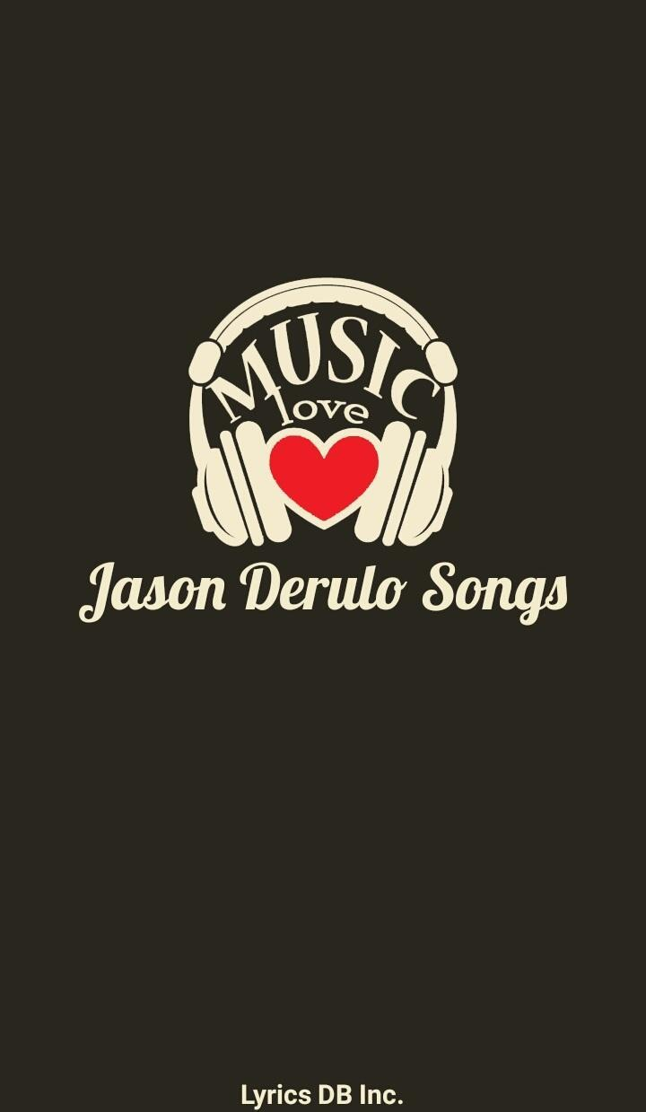 Jason Derulo Album Songs Lyric for Android - APK Download